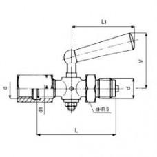 kohout uzavírací M20x1,5